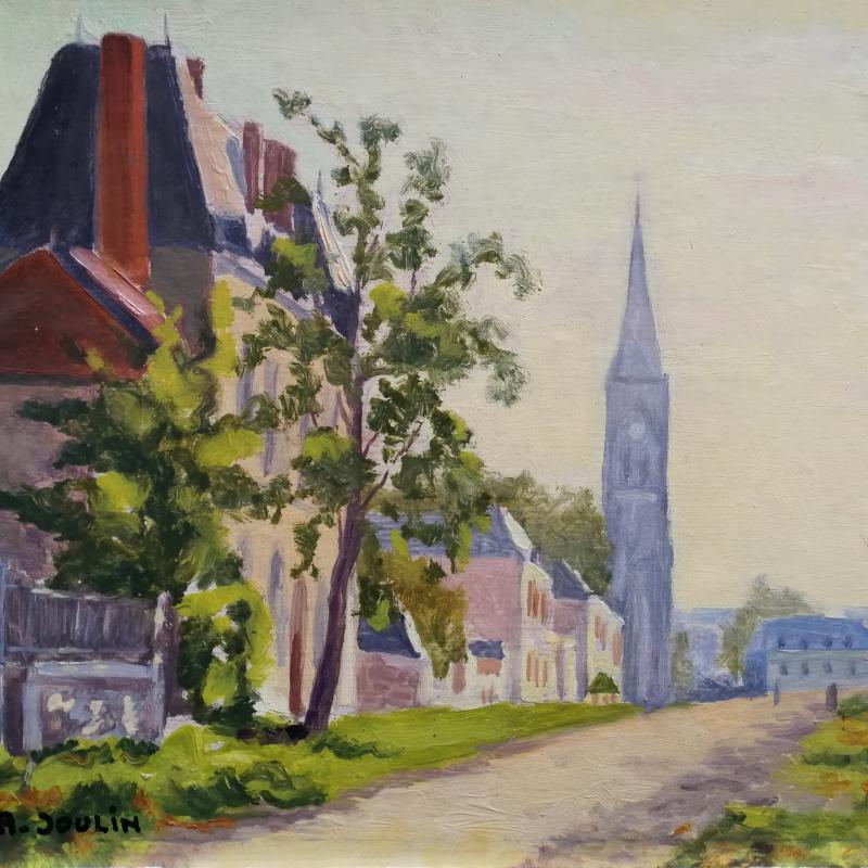 Pleumartin 1950