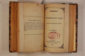 Sa première oeuvre, intitulée Griphon, ou La vengeance d'un valet, fortement inspirée de la commedia dell'arte, est publiée à Québec en 183